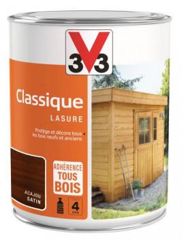 LASURE CLASSIQUE 5L ACAJOU...