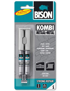 COLLE BISON EPOXY METAL...
