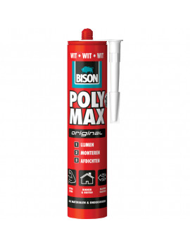 COLLE BISON POLY MAX BLANC