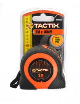 METRE TACTIX 2MX16MM  235022