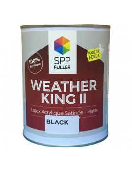 WEATHER KING II BLACK 1/4