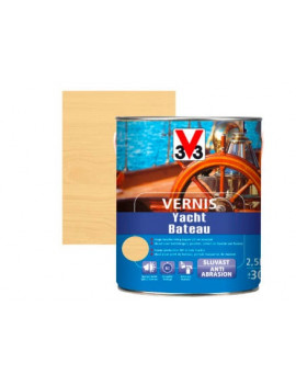 VERNIS BATEAU BRIL 2.5L...