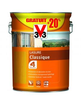 LASURE CLASSIQUE 6L CH/NATUREL