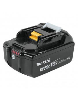 Batterie avec témoin de charge Li-ion 18V / 4Ah / BL1840B - MAKITA