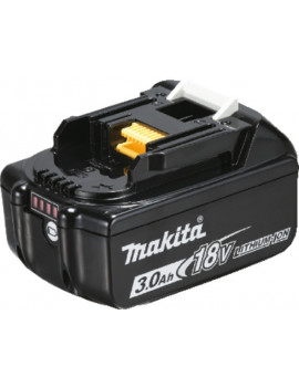 Batterie / Accu avec témoin de charge BL1830B - MAKITA