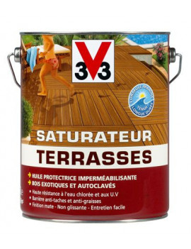 SATURATEUR TERRASSE INC/MAT...