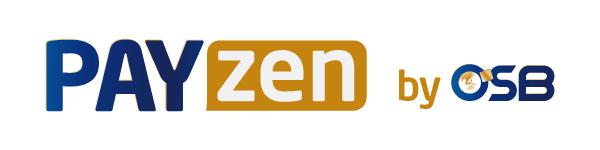 Logo de PAYZEN, solution de paiement en ligne développé par OSB tahiti.