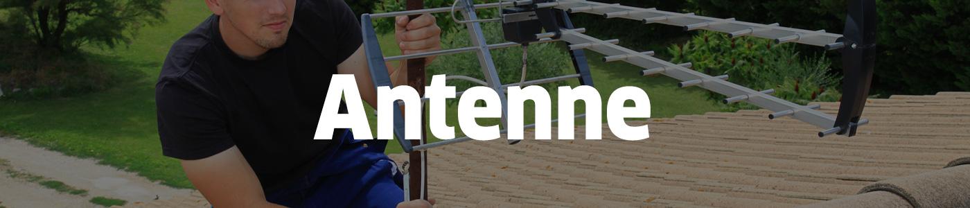 Trouver un quelqu'un pour des travaux d'installation d'antenne.