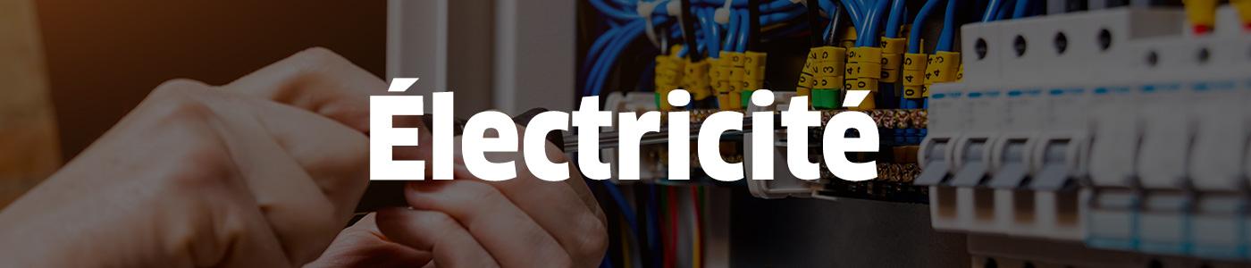 Trouver un quelqu'un pour réaliser des travaux électrique.